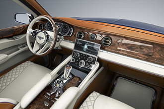 Автомобиль месяца: Bentley EXP 9 F. Верх комфорта, роскоши, интеллекта и цинизма
