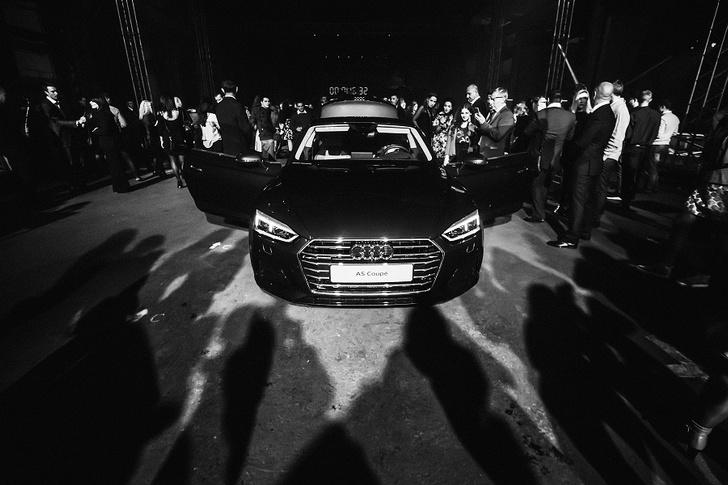 Фото №5 - На старт, внимание, премьера Audi!