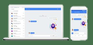Google в пятый раз пытается сделать нормальный мессенджер