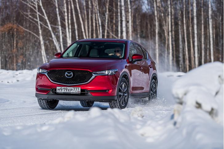 Фото №1 - Почему мир сходит с ума по Mazda CX-5?