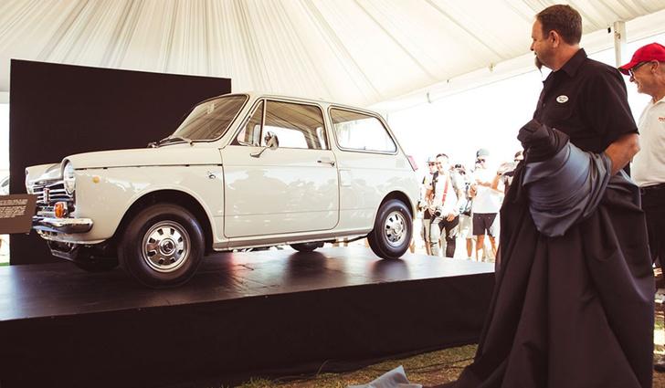 Фото №5 - Honda N600: романтическая история хетчбэка, который выжил
