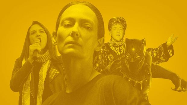 Фото №1 - «Кинопоиск» назвал главные итоги 2018 года в западном кинематографе