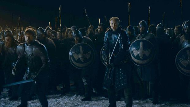 Фото №4 - HBO выложил фото из третьей серии финала «Игры престолов»