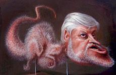«Бородавочник». Сергей Миронов