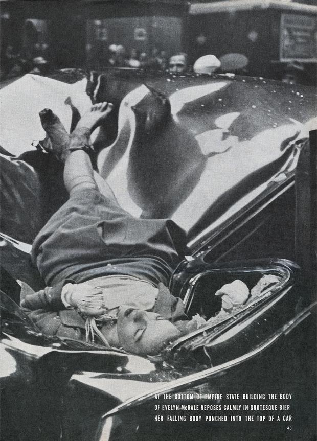 Фото №4 - 5 ошеломляющих фотографий смерти