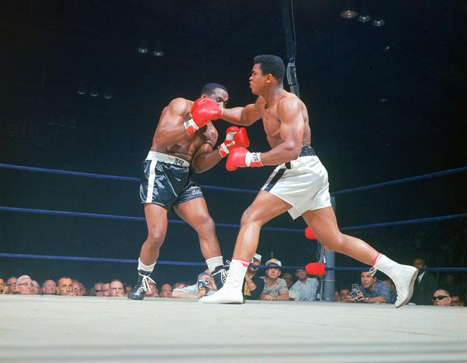 Бой Али с Сонни Листоном, 1965 год