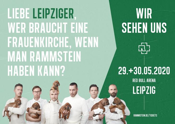 Фото №15 - Rammstein выложили ироничные плакаты к своему концертному туру