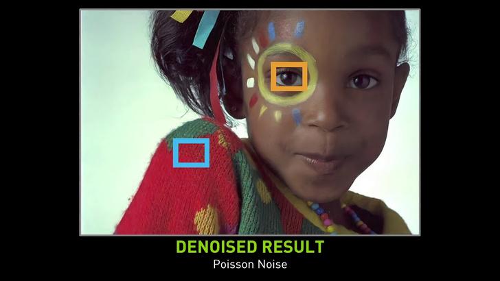 Фото №1 - Nvidia научила искусственный интеллект убирать водяные знаки с фотографий!