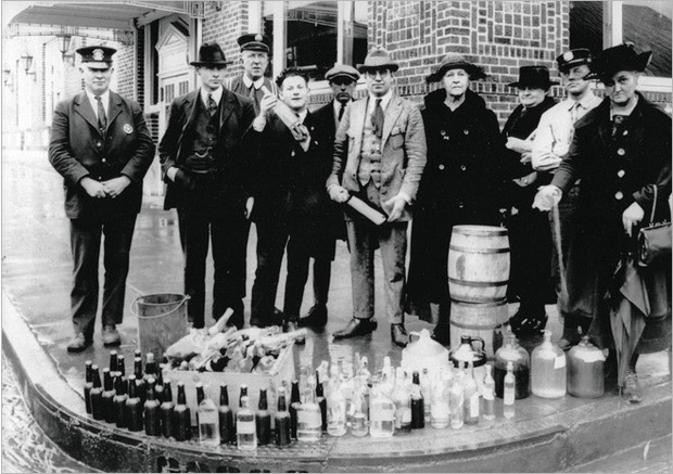 Фото №6 - Фемида против Бахуса: всемирная история борьбы с алкоголем
