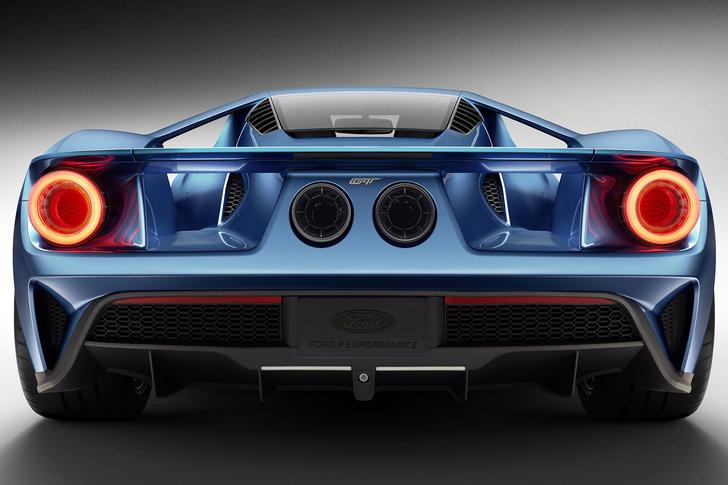 Фото №4 - Этюд в синих тонах. Краткая история противостояния Ford и Ferrari