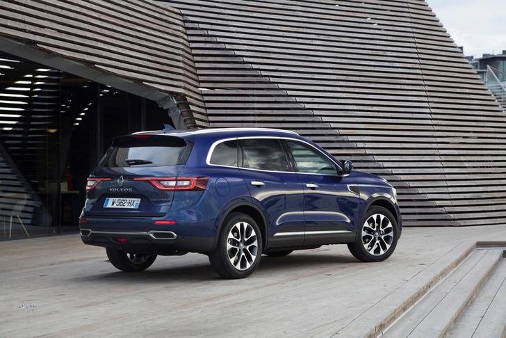 Фото №2 - Renault Koleos: больше, чем ожидаешь
