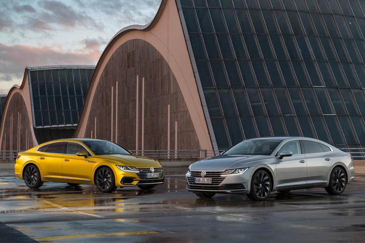 Фото №1 - Arteon — новый большой Volkswagen