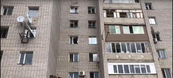 Фото №2 - Запланированные взрывные работы на Иртыше закончились ЧП (ВИДЕО)