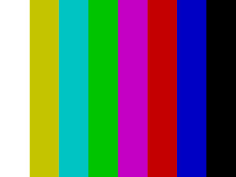 Генератор цветных полос (ГЦП)
