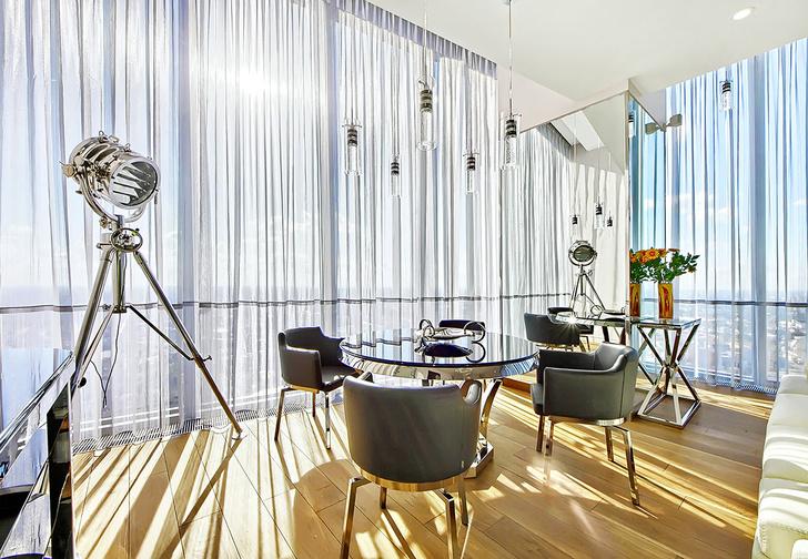 Фото №2 - Апартаменты Sky Grand Loft: седьмое небо на 64-м этаже