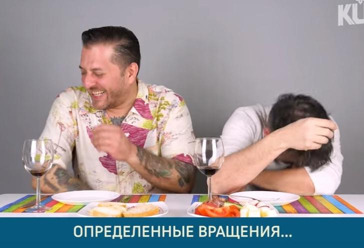 Фото №1 - Иностранцы пробуют алкоголь бывших республик СССР (видео)