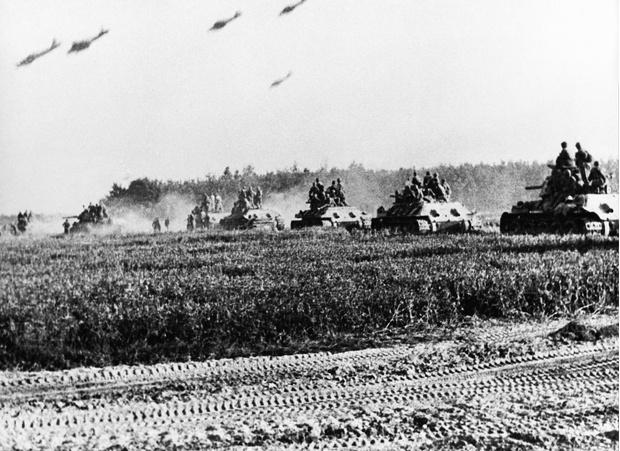 Фото №2 - Танковый бой под Прохоровкой: что же там происходило