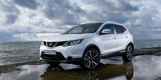 Фото №1 - Российская версия Nissan Qashqai! Да еще и с технологией автономного управления!