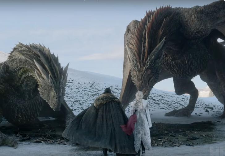 Фото №1 - Бросай все: первый полный трейлер финального сезона «Игры престолов»! На русском