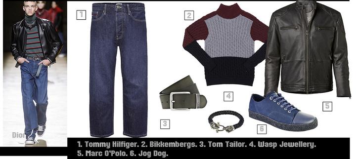 Фото №3 - Как носить широкие брюки этой осенью. Гид по самому важному предмету мужского гардероба