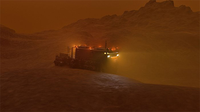 Фото №3 - Марс? Атакуем! Работы победителей конкурса проектов колонизации Марса