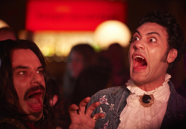 Фото №1 - Привет от «Реальных упырей»! Гомерически смешной трейлер спин-оффа «Паранормальный Веллингтон»