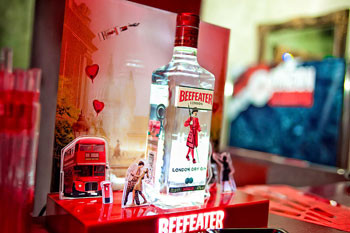 Beefeater London Session