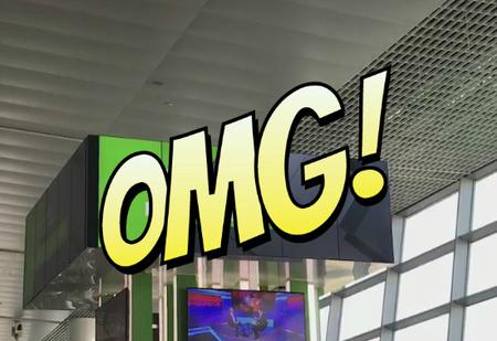 Телеканал Russia Today вывесил издевательскую для американцев рекламу в российских аэропортах