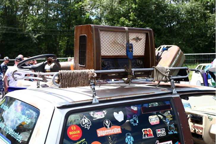 Фото №47 - Самые безумные машины фестиваля GTI Treffen