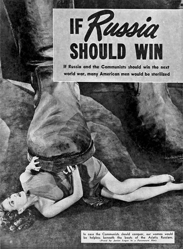 Фото №21 - 24 исторических плаката с антисоветской агитацией