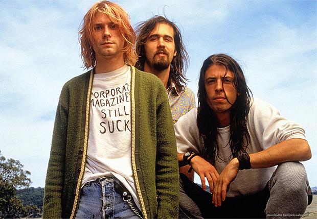Фото №1 - Чего бы такого послушать, если ты любишь Nirvana