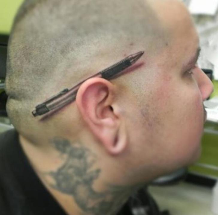 Фото №3 - 12 татуировок, о которых ты никогда не пожалеешь