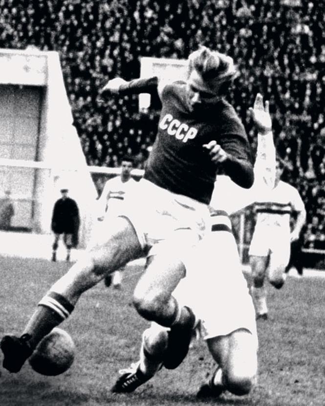 Фото №6 - Играл, выпил, в тюрьму: взлет и падение легенды советского футбола Эдуарда Стрельцова