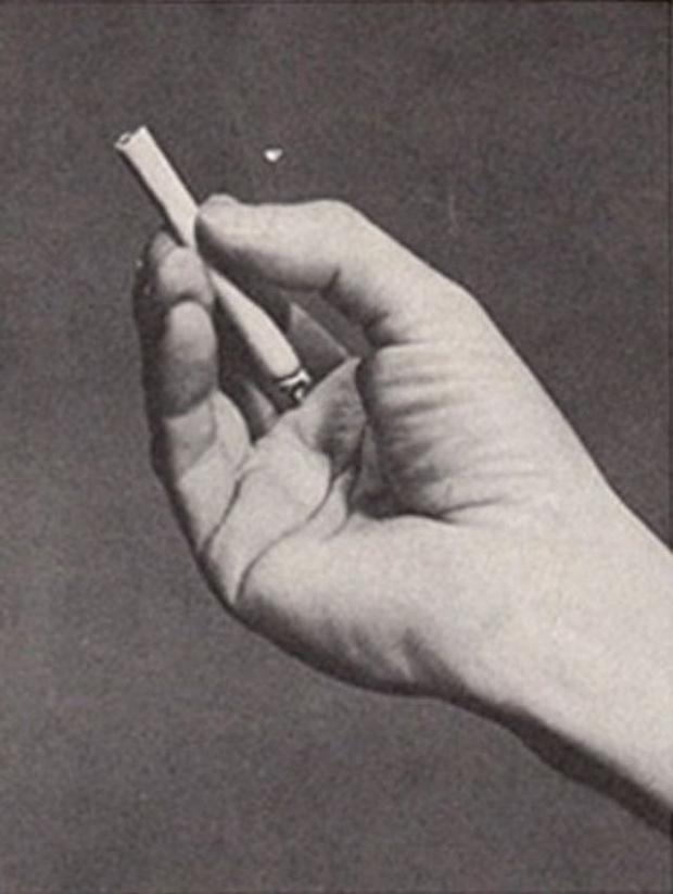Фото №9 - Определить характер человека по тому, как он держит сигарету (ретротест в картинках)