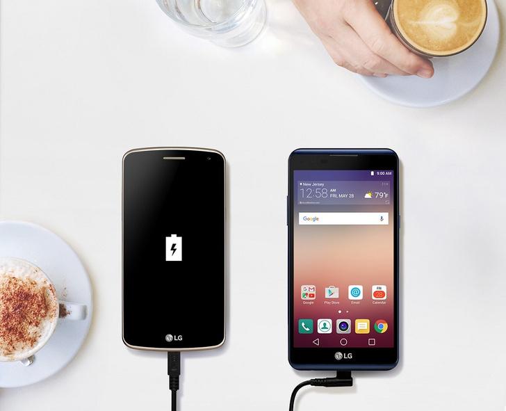 Фото №3 - Смартфон LG X power: самый сильный из серии Х