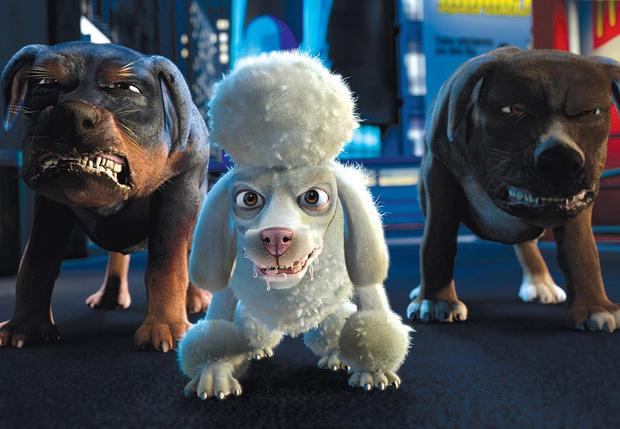 Фото №1 - Погляди на самую страшную в мире собаку! ВИДЕО