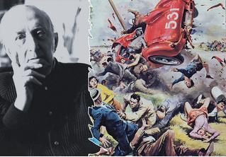 Художник недели: катастрофичный Вальтер Молино
