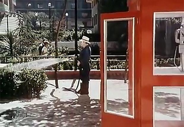 Фото №1 - Короткометражка недели: сюрреалистический хоррор «Будка» (1972, Испания, 34:50)