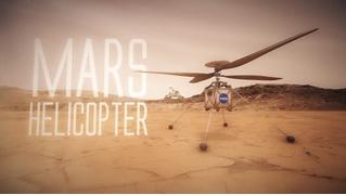 На Марс полетит вертолет (ВИДЕО)