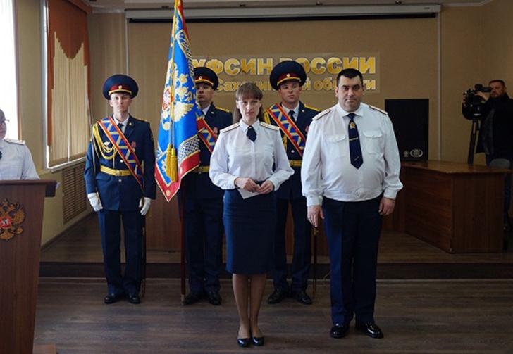 Фото №1 - На Сахалине сотрудники ФСИН отметили юбилей каторги