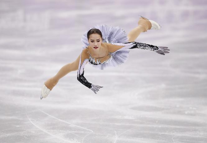 Алина Загитова vs Евгения Медведева. Девочки-роботы возьмут для России первое золото