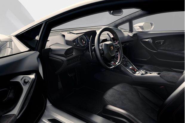 Фото №2 - Lamborghini Huracan — самый скотский конкурент Ferrari