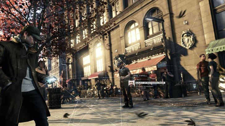 Фото №2 - 10 приятных занятий из новой игры Watch Dogs, которые запрещены законом в реальной жизни
