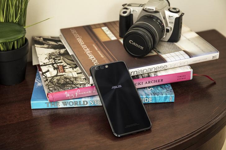 Фото №1 - ZenFone 4: сам себе фотограф
