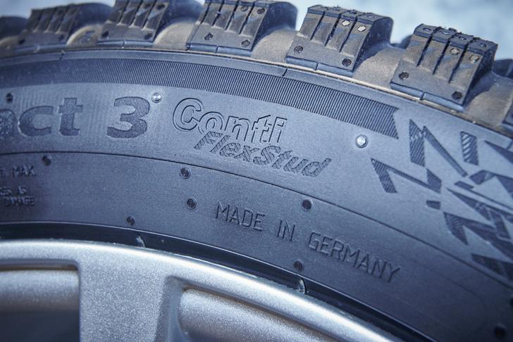 Фото №8 - Continental устроил революцию в мире зимних шин