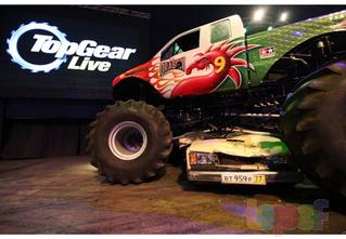 Гонка за Top Gear Live!