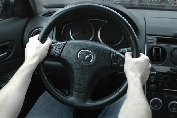 Фото №5 - От того, как ты держишь руки на руле, зависит, получишь ли ты травмы при аварии
