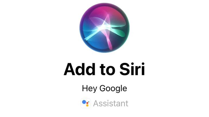 Фото №1 - «Окей, Сири!» Теперь ассистентом от Google можно пользоваться и на iPhone