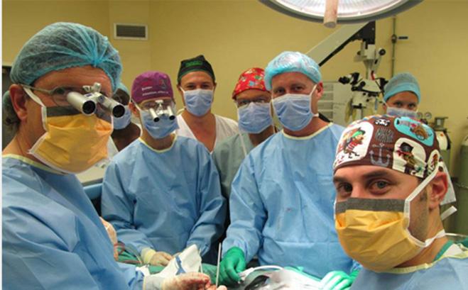 Впервые проведена успешная операция по трансплантации пениса!