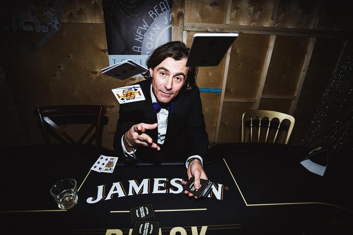 Фото №4 - Состоялась заключительная покерная вечеринка из серии Jameson Sips&Chips